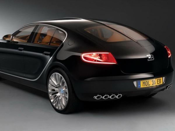 (Minuit chicanes) Bugatti ne veut pas être comparé à un tuner