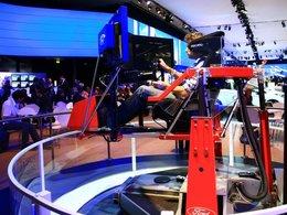 Le simulateur de WRC ultime chez Ford ?