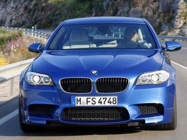 Nouvelle BMW M5 : l'Active Sound Design synthétise la mélodie du V8 biturbo