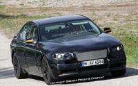 Future BMW Série 7 : elle roule !