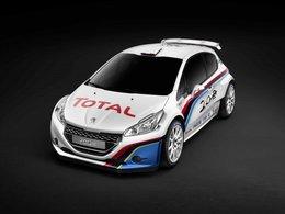 Peugeot Sport s'implique en ERC...