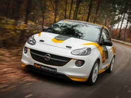 Rallye France - Opel revient