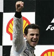 F1 McLaren: De la Rosa jusqu'à la fin
