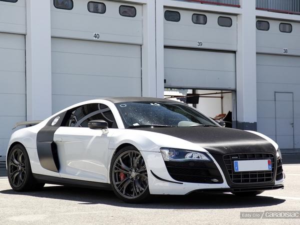 Photos du jour : Audi R8 GT (GT Days)