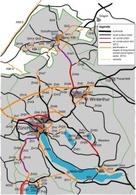 Zurich : le contournement autoroutier à six voies approuvé