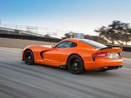 La SRT Viper supprimée du catalogue pour une histoire d'airbag ?