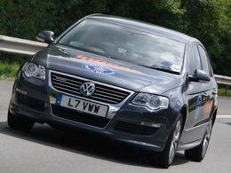 2400 kilomètres avec un seul plein en Volkswagen Passat, nouveau record du monde