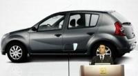 Salon de Francfort : présentation de la Sandero, première Renault dont l'ADN est entièrement brésilien !