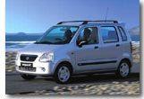 Suzuki Wagon R+ : pour famille plus nombreuse