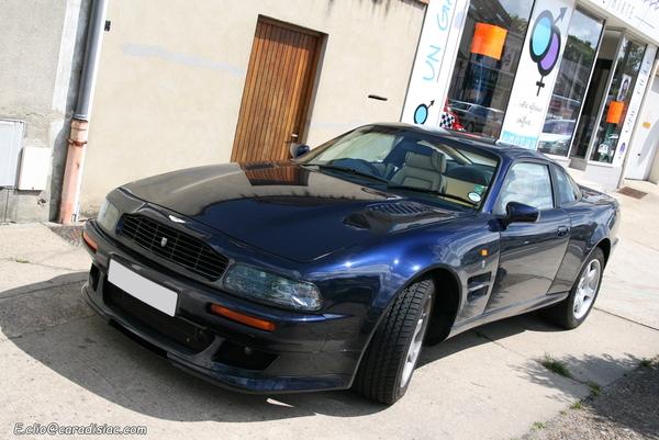 Photos du jour : Aston Martin Vantage V600