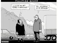 Etude à Dijon : la pollution ferait des victimes même si les normes sont respectées