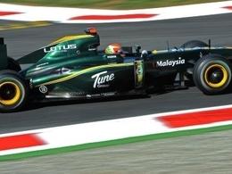 Une boîte de vitesses Red Bull pour Lotus