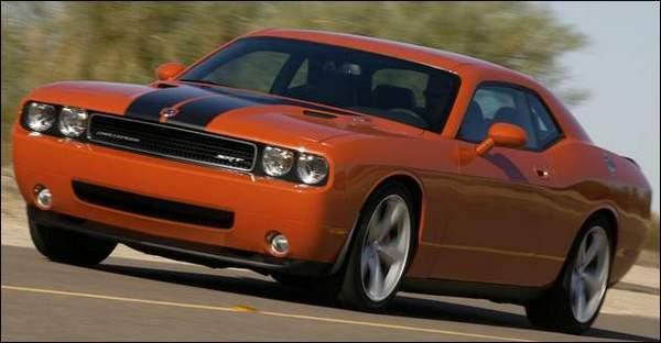 Future Dodge Challenger SRT-8 : extérieur-intérieur 2eme !