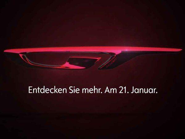 Salon de Genève 2016 : Opel confirme le GT Concept