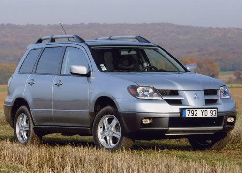 Le Mitsubishi Outlander hérite d'un 2.4 l de 160 ch