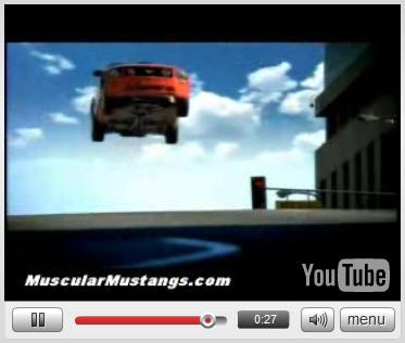 Pub Vidéo : Songes de Ford Mustang