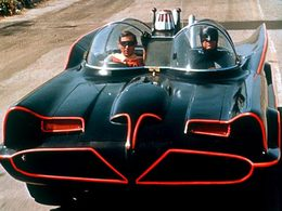 La Batmobile acquise pour 4,2 millions de dollars