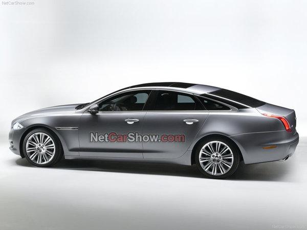 Future Jaguar XJ : c'est elle