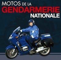 Livre: Motos de la Gendarmerie Nationale de Pascal Meunier