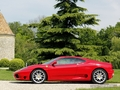 Photos du jour : Ferrari 360 Challenge Stradale Novitec Rosso (Rallye de Paris)