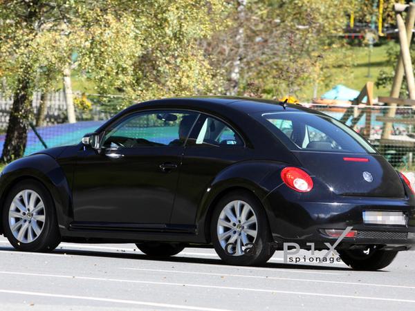 Future Volkswagen Beetle : c'est elle