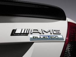 Diesel powered by AMG ?