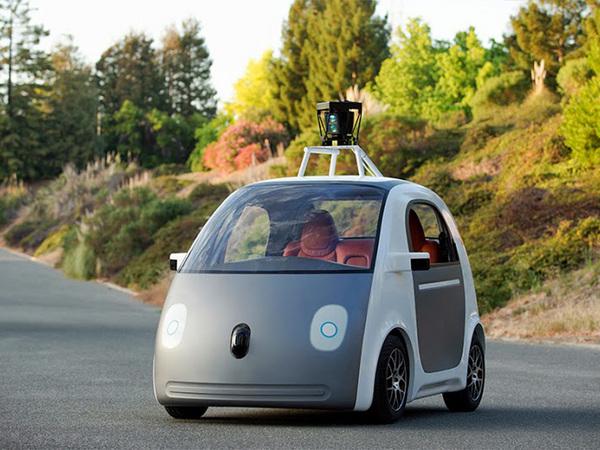 Google dévoile sa voiture autonome sans pédale et sans volant