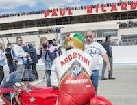 Sunday Ride Classic 2017: les derniers tours de roues d'Agostini les 15 et 16 avril prochain