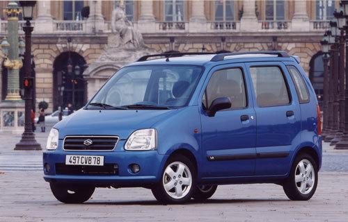 Suzuki Wagon R+ : de nouveaux moteurs et des évolutions esthétiques