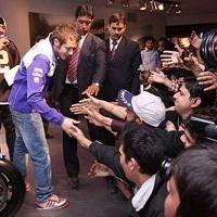 Moto GP - Yamaha: Valentino Rossi a prôné la sécurité en Inde