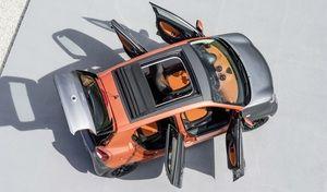 Insolite - Un voleur reste coincé dans la portière de la voiture