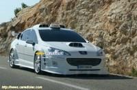 Exclusivité Blog de Caradisiac : les photos de la Peugeot 407 Taxi 4 !!!
