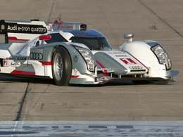 Audi à Sebring avec 2 protos!