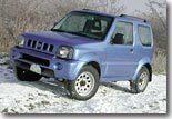 Suzuki Jimny : l'ABS de série