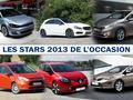 Voitures d'occasion : quelles seront les stars 2013 ?