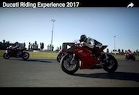 DRE (Ducati Riding Experience): un nouveau module en 2017 basé sur la sécurité