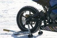 La solution Triumph pour se rendre au boulot l'hiver…