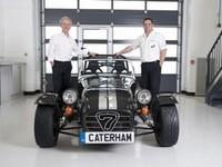 Caterham aspire à devenir le nouveau Lotus