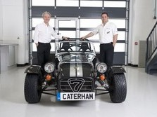 Caterham aspire à devenir le nouveau Lotus