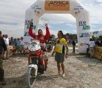 Africa Eco Race étape 11: voilà, c'est fini!