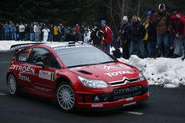 WRC Monte-Carlo Jour 3 : premiers abandons derrière Loeb