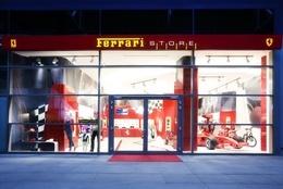 Nouveau Ferrari Store au Nürburgring