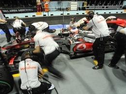 Whitmarsh veut retarder le sacre de Vettel