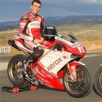 Superstock 1000: Ducati a rodé ses nouvelles recrues