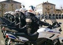 Actualité - Police: Des Ninjas à Marseille sur des Yamaha