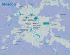 Moscou : les voitures russes interdites dans un quartier chic
