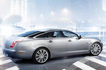 Nouvelle Jaguar XJ: découvrez-là sous de nouveaux angles