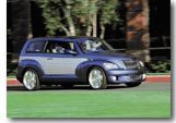 Chrysler California Cruiser : l'avenir du PT Cruiser