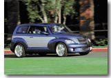 Chrysler California Cruiser : l'avenir du PT Cruiser