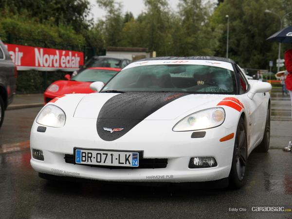 Photos du jour : Corvette C6 R437 (Fait Rarissime)